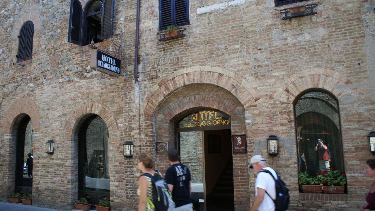 Hotel Bel Soggiorno (San Gimignano) • HolidayCheck (Toskana ...