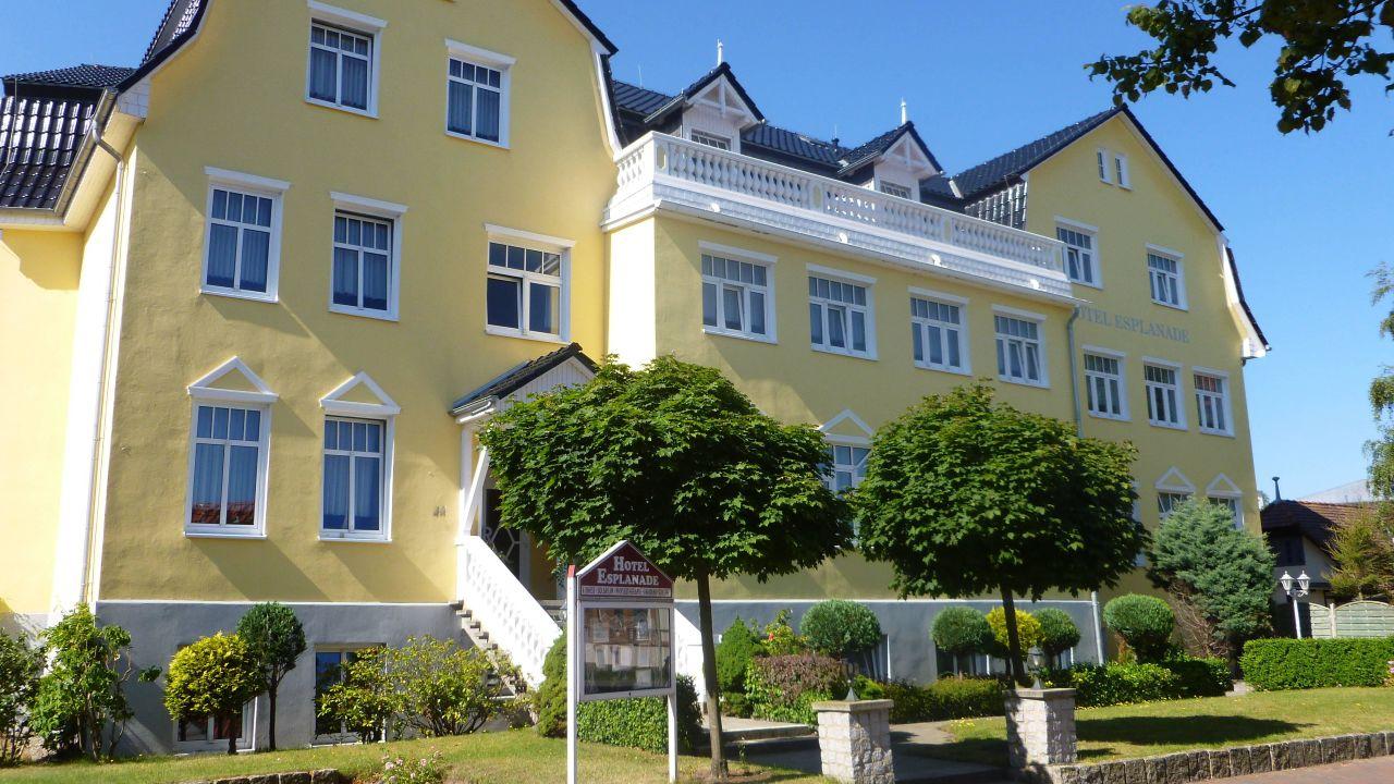 Hotel Esplanade Kuhlungsborn Bewertung
