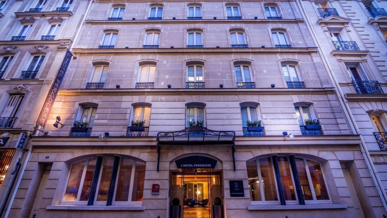 Hotel pergol se paris holidaycheck gro raum paris for Frankreich hotel paris