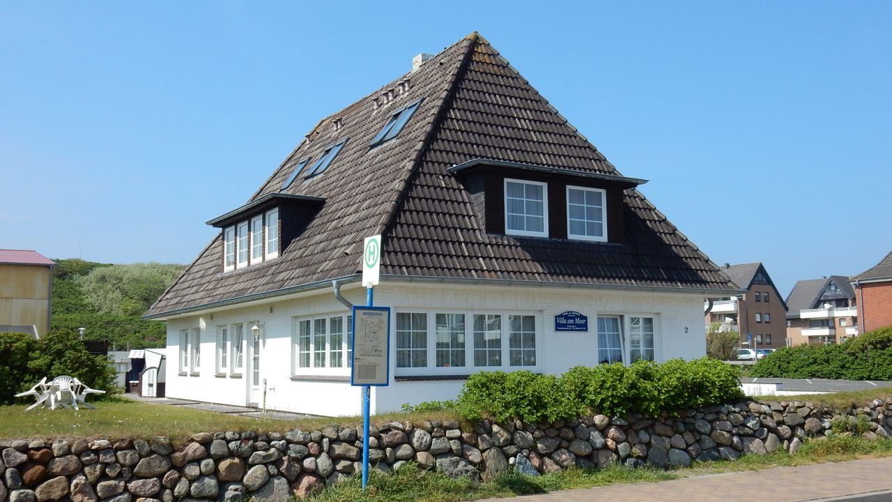Hotel Pension Villa Am Meer Westerland