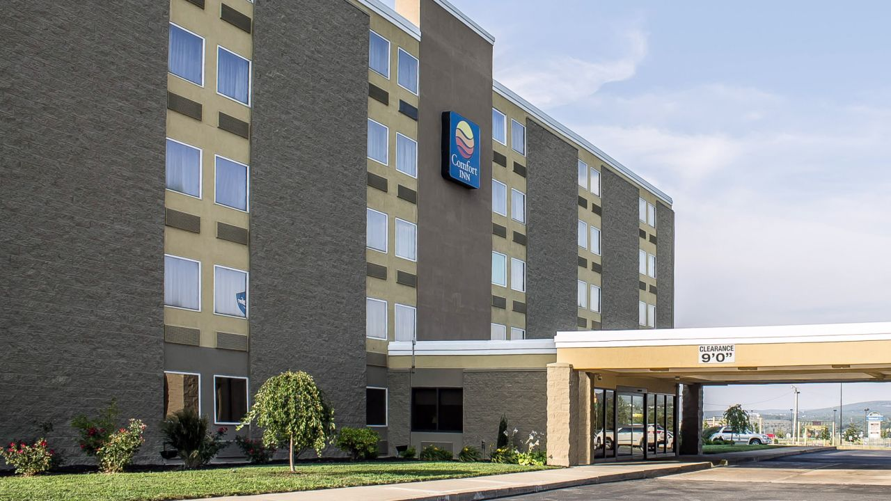 Comfort Inn Pittston Wilkes Barre Scranton Airport Pittston