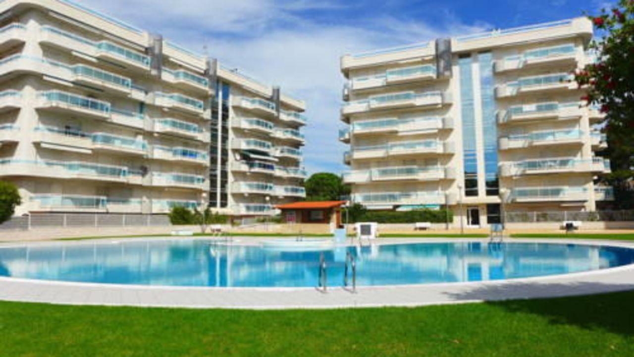 Larimar apartamentos salou salou holidaycheck costa dorada spanien - Apartamentos murillo salou ...