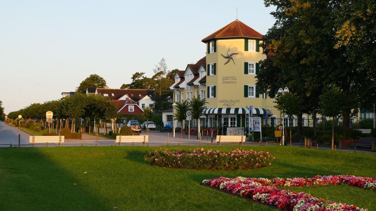 Strandhotel Seestern Baabe Auf Rugen Holidaycheck Mecklenburg