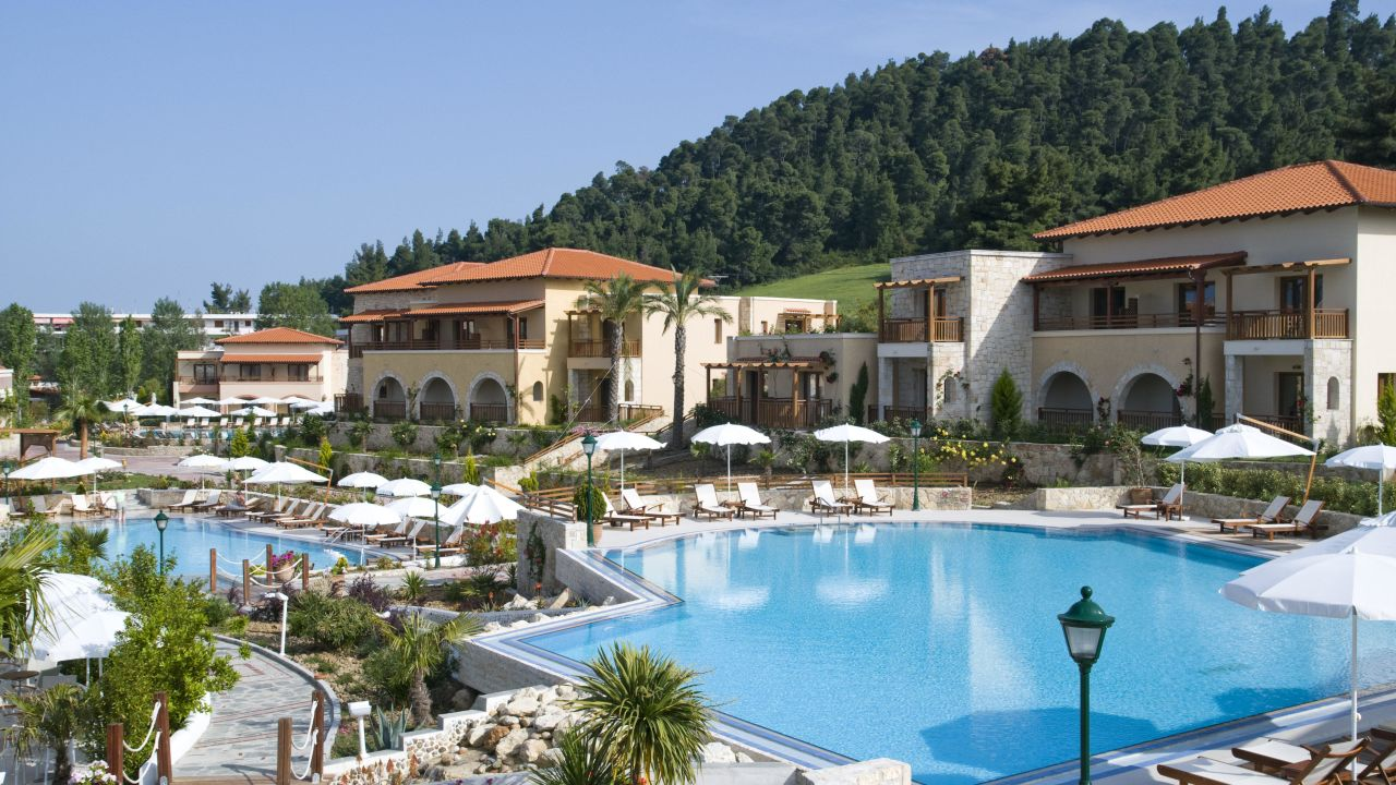 Tui family life blue lagoon princess hotel kalives gulet - Hotel Aegean Melathron