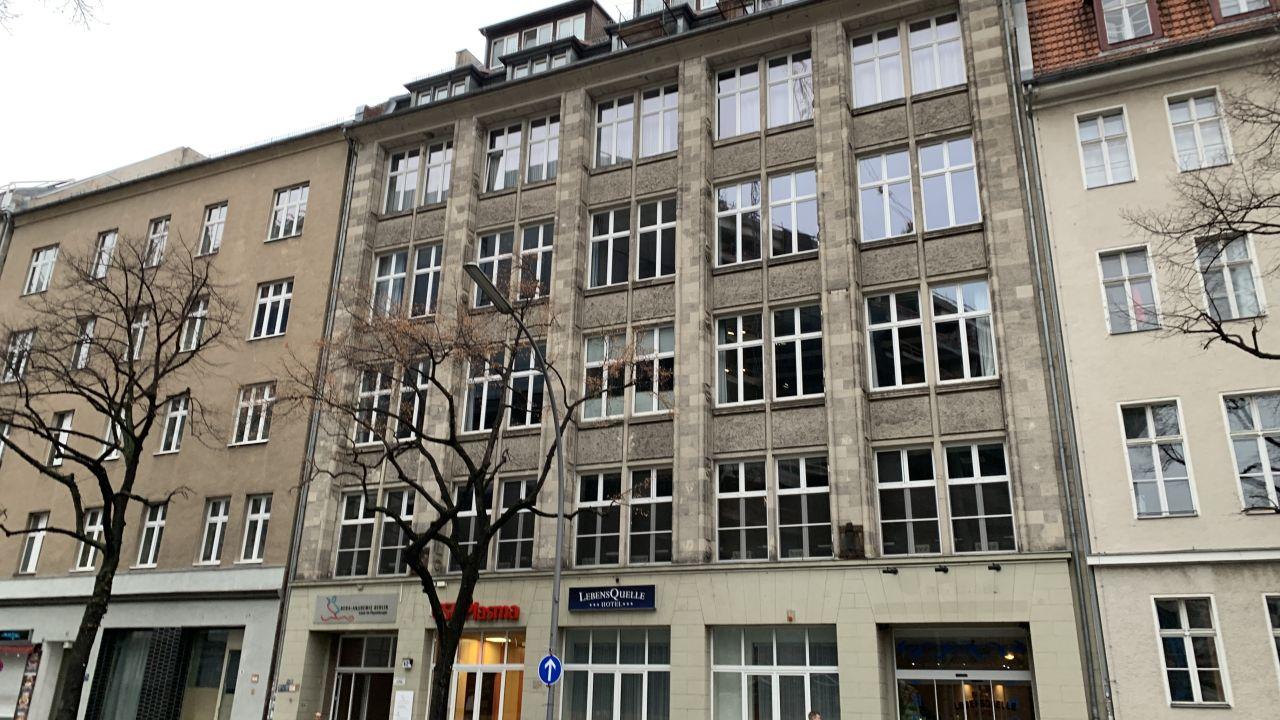 Hotel Lebensquelle Berlin Mitte Holidaycheck Berlin Deutschland