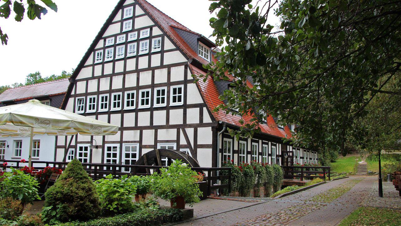 Hotel Springbach Mühle Belzig Holidaycheck Brandenburg