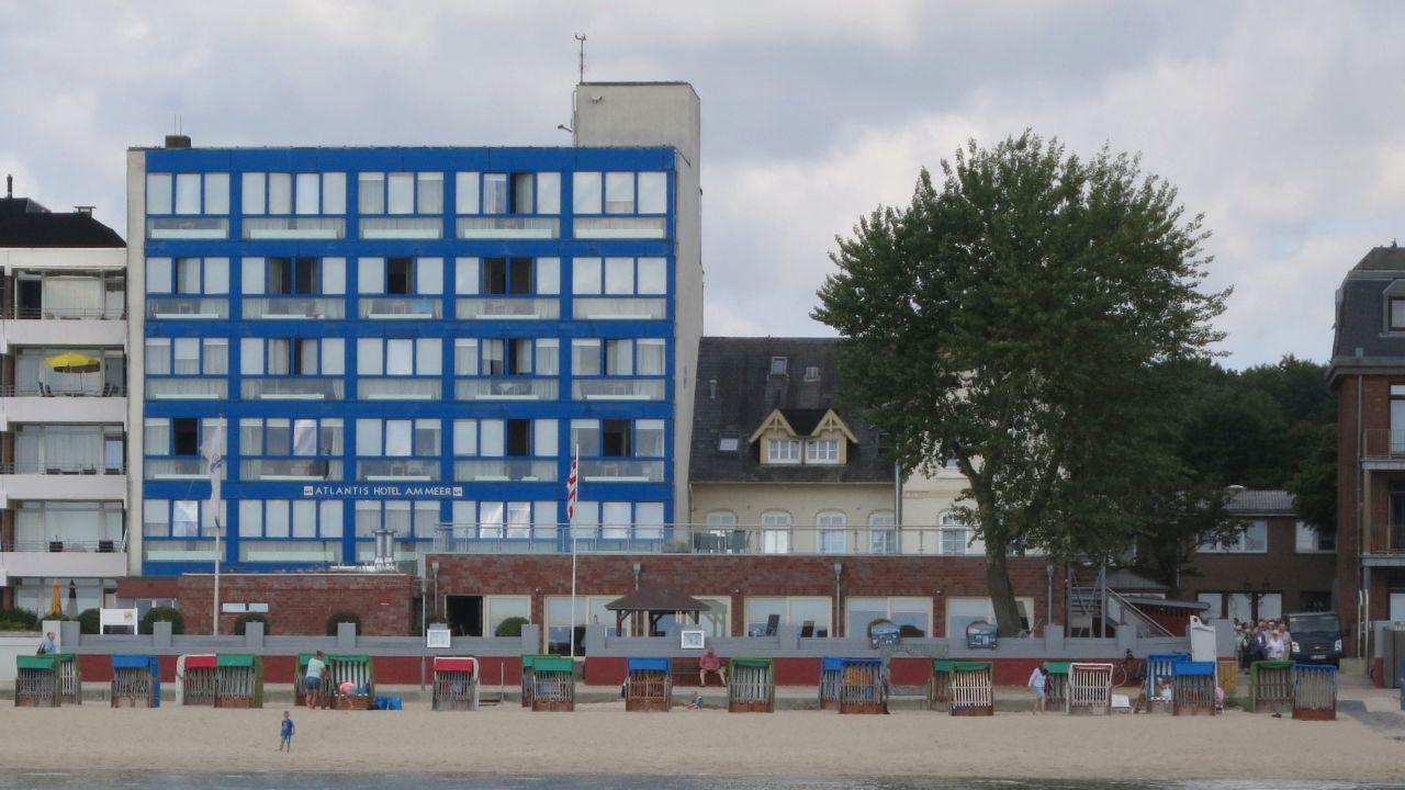 atlantis hotel am meer wyk auf föhr