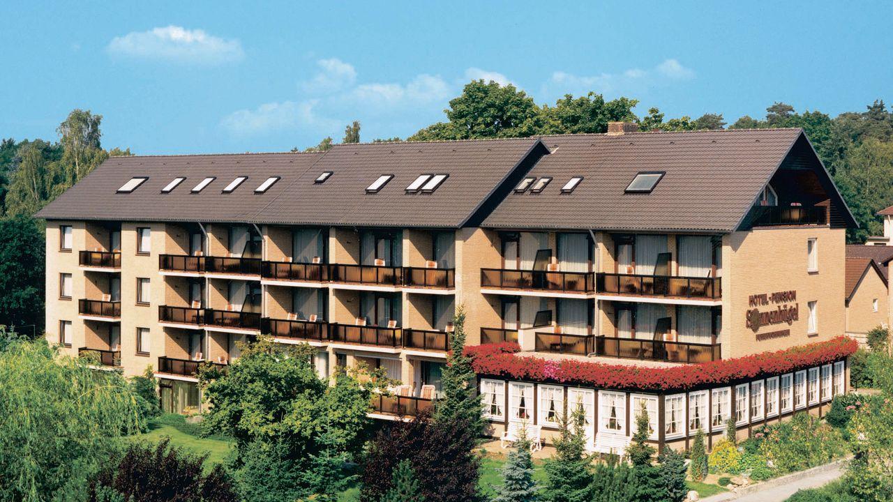 Hotel Sonnenhugel Bad Bevensen Bewertung