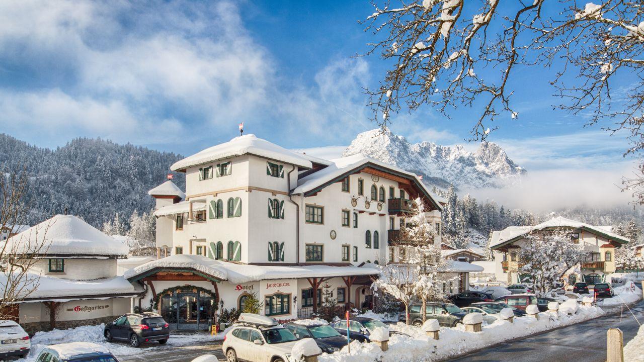 Hotel Gasteiger Jagdschlssl - Kirchdorf in Tirol