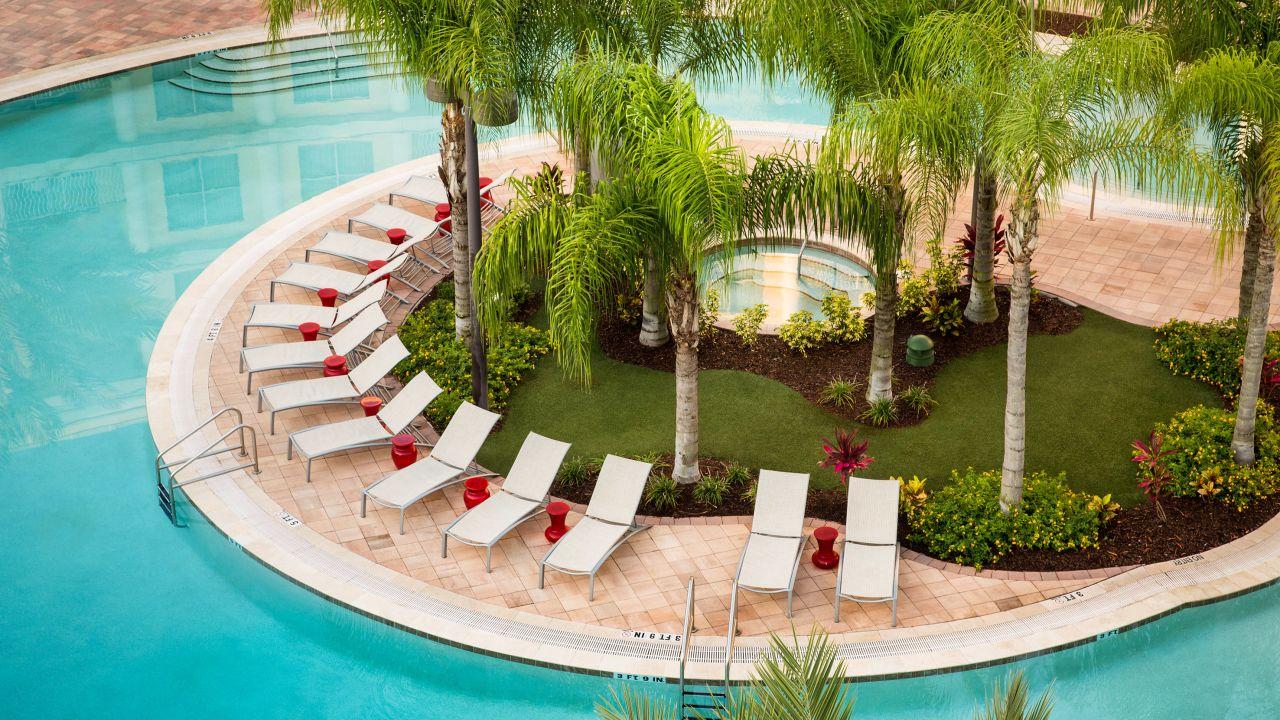 Melia Orlando Suite Hotel At Celebration Celebration