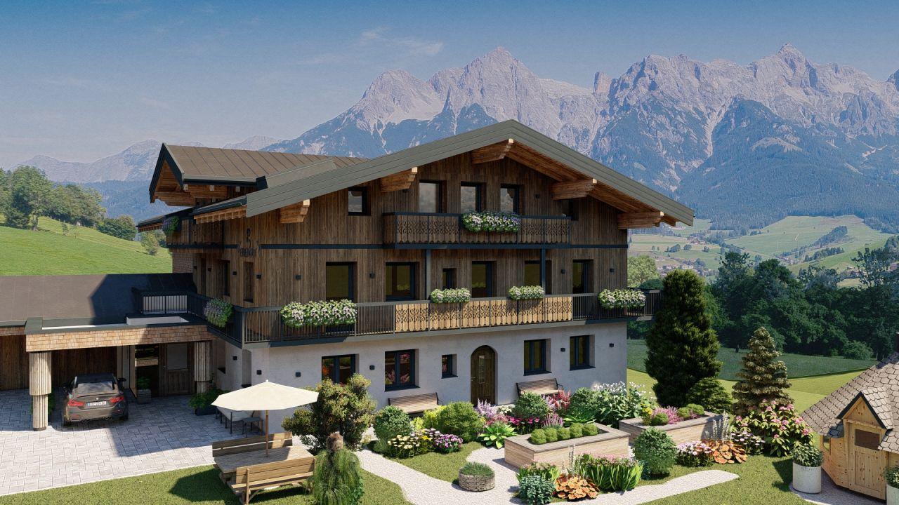 Familien- und Sporthotel Marco Polo Club Alpina **** in Maria