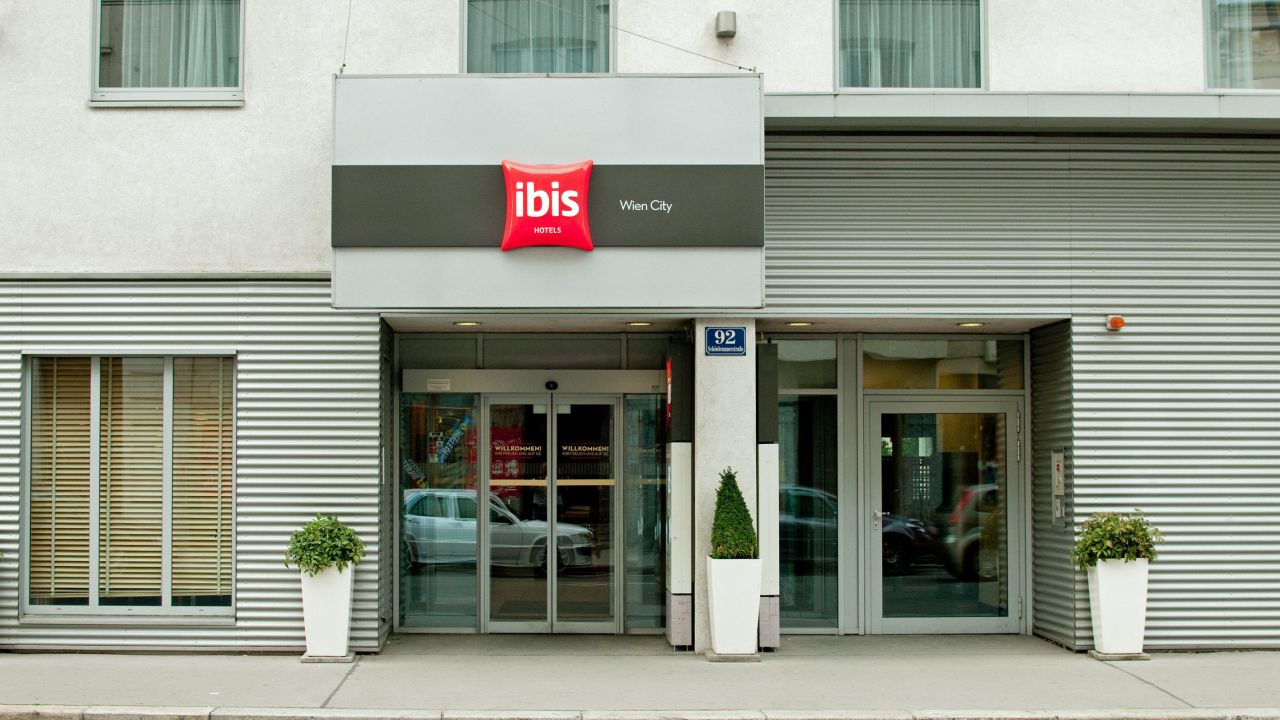 Ibis Wien Mariahilf Hotel Vienna