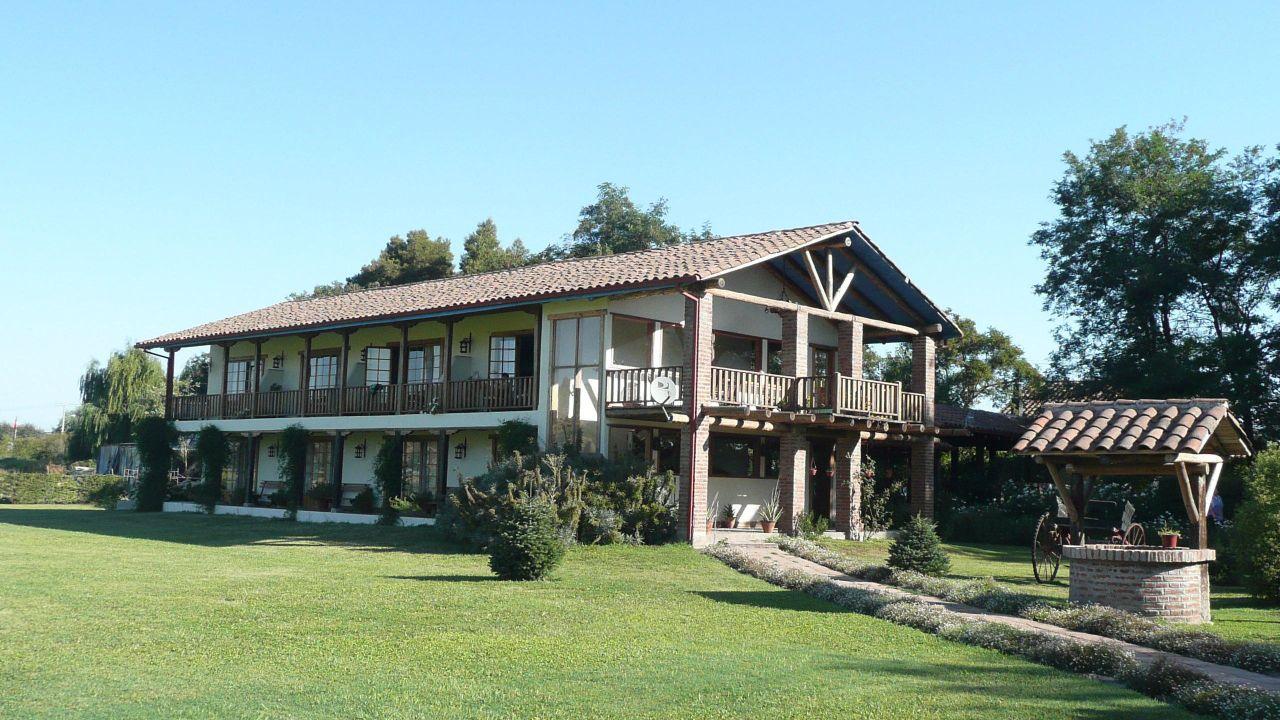 Hotel casa de campo in santa cruz holidaycheck chile chile for Hotel casa de campo