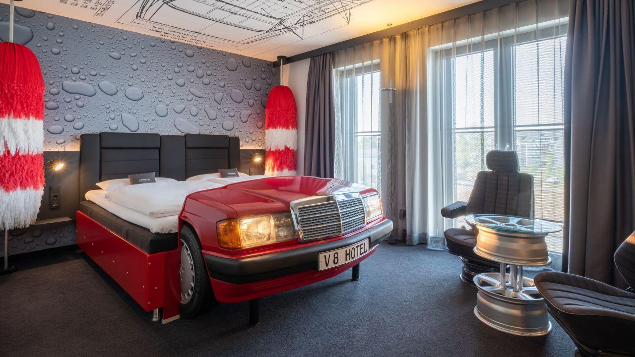V8 Hotel Köln @MOTORWORLD, An Ascend Hotel Collection