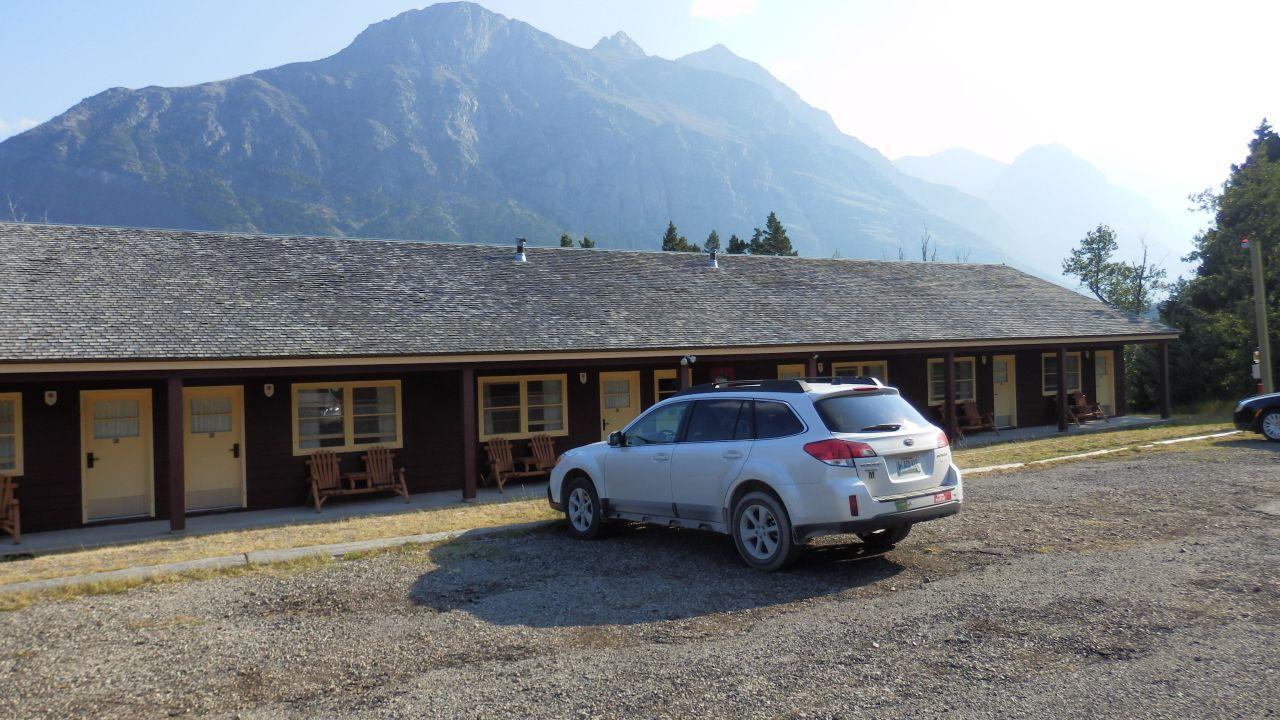Hotel Rising Sun Motor Inn In Glacier Nationalpark