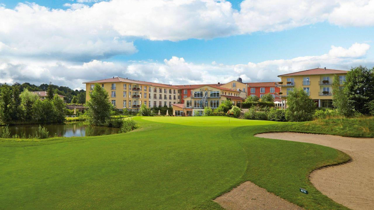 Best Western Premier Castanea Resort Hotel (Adendorf) • HolidayCheck ...