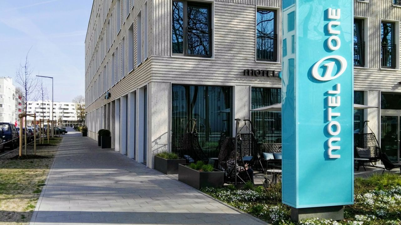 Motel One Olympia Gate