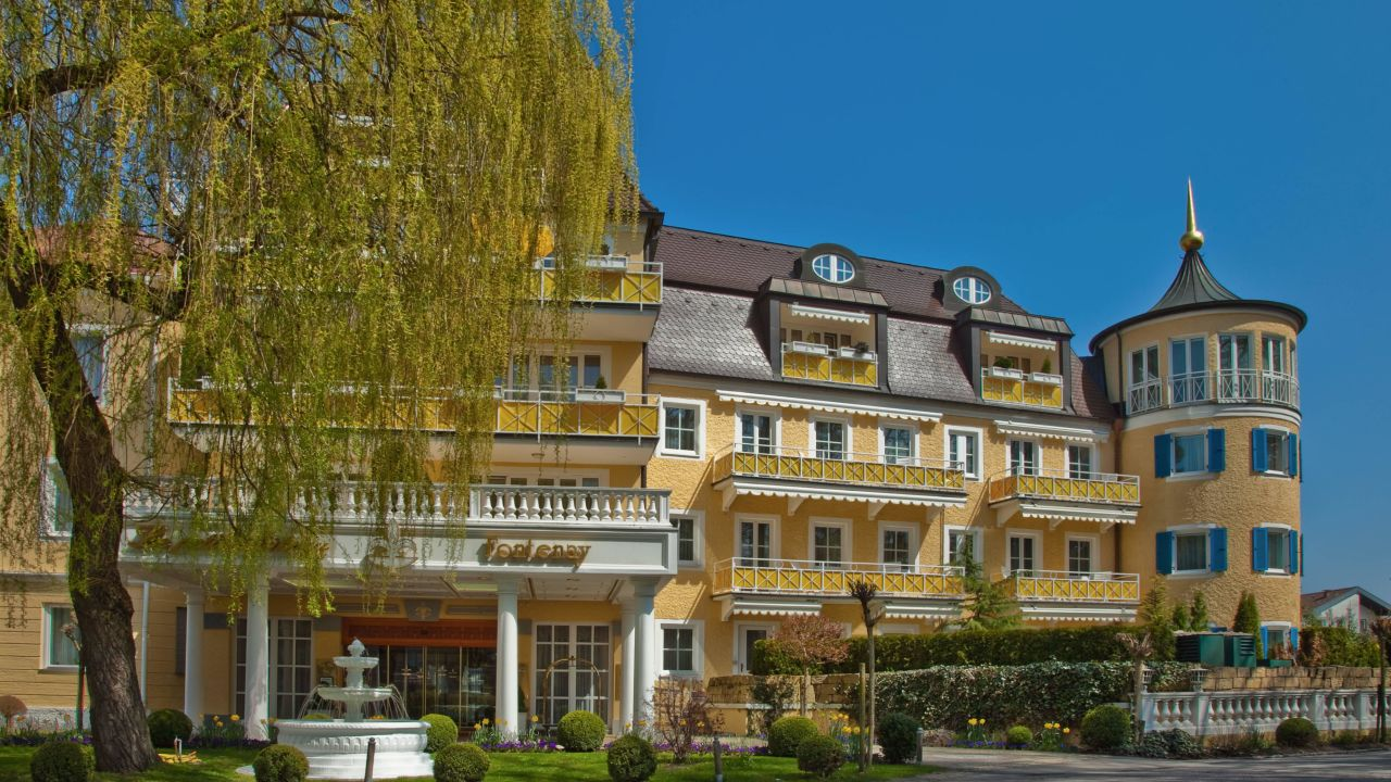 Hotel Spa Fontenay Le Petit Chateau Bad Worishofen