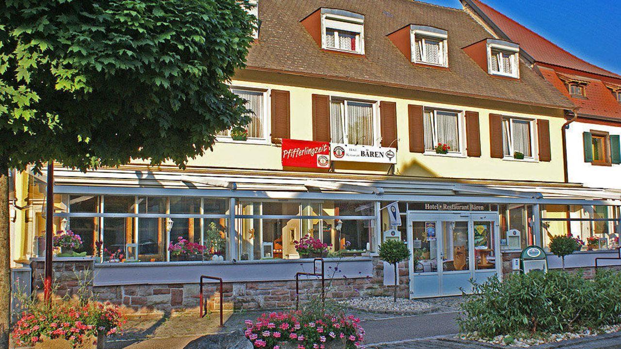 Hotelbewertungen Hotel Bären In Breisach Baden Württemberg Deutschland