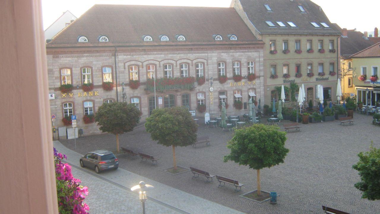 Stadtcafe Hotel Garni Hammelburg