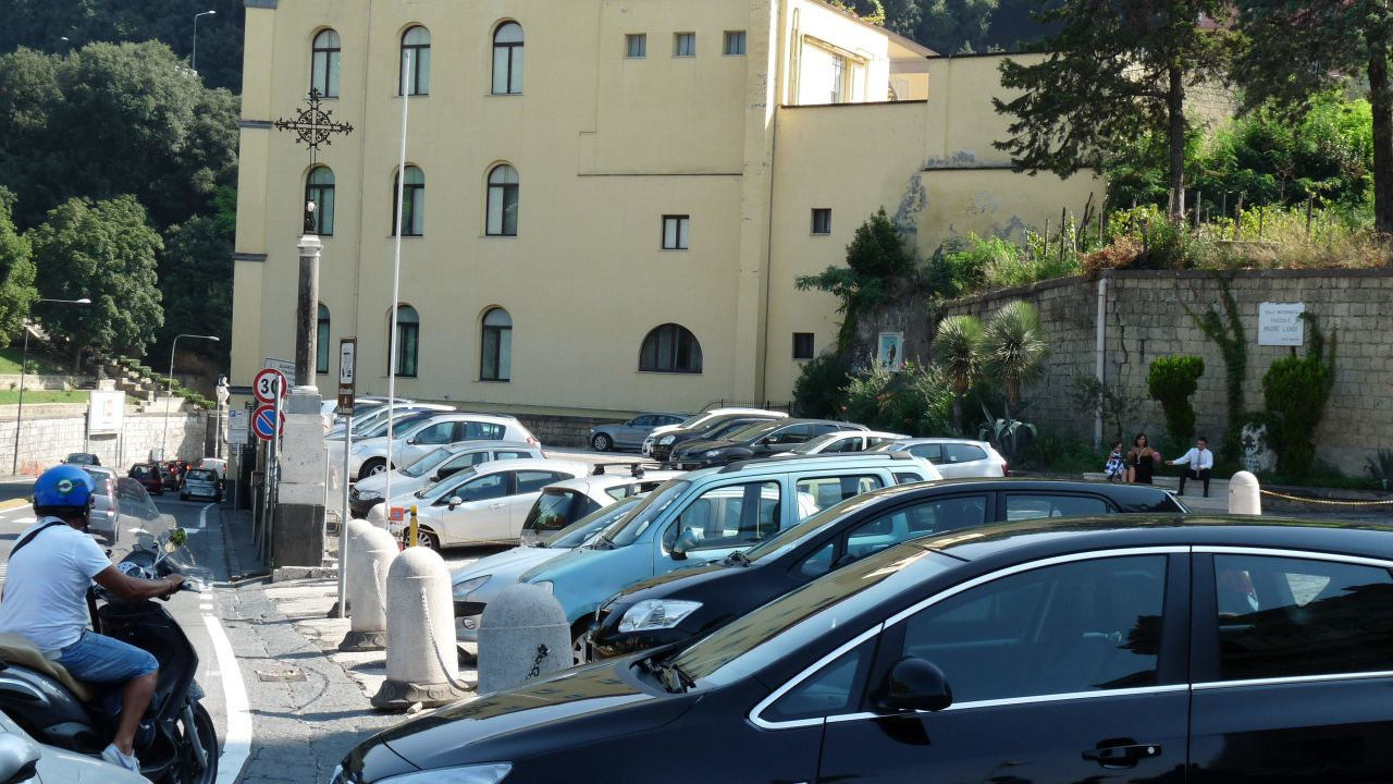 Grand Hotel Capodimonte Neapel