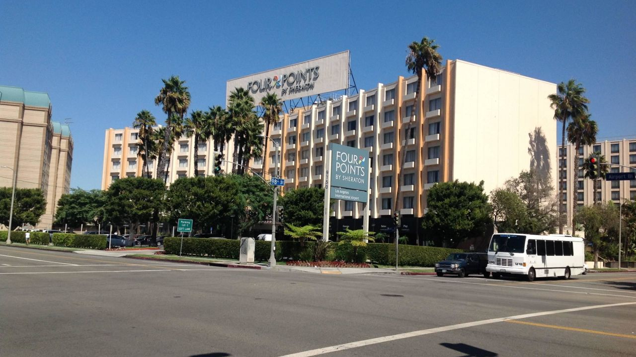 Four Points Hotel Los Angeles International Airport