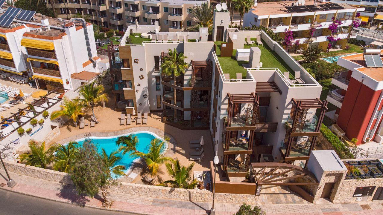 Alhambra Boutique Apartments