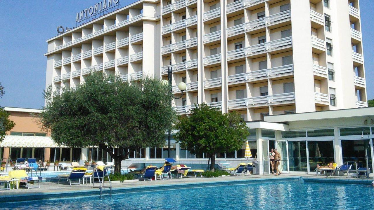 Abano Terme Hotel Antoniano