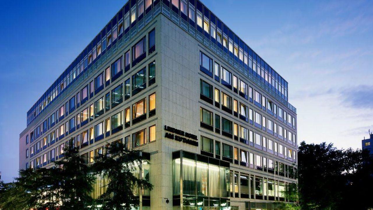 lindner hotel am kudamm in berlin charlottenburg. Black Bedroom Furniture Sets. Home Design Ideas