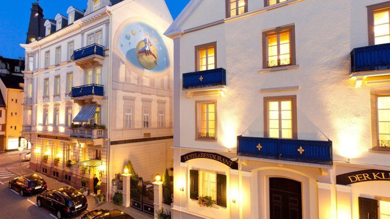 Hotel der kleine prinz baden baden holidaycheck baden for Kleine design hotels deutschland
