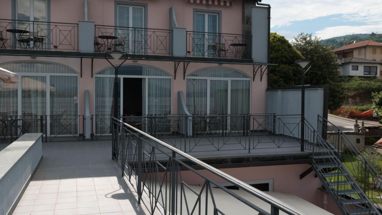 Hotel Bel Sit (Meina) • HolidayCheck (Piemont | Italien)