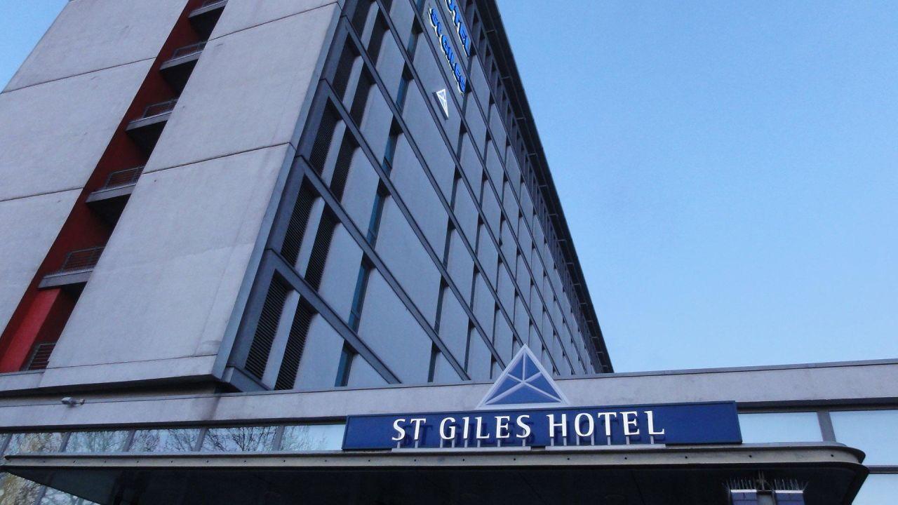 St Giles Hotel London Feltham Hounslow Road