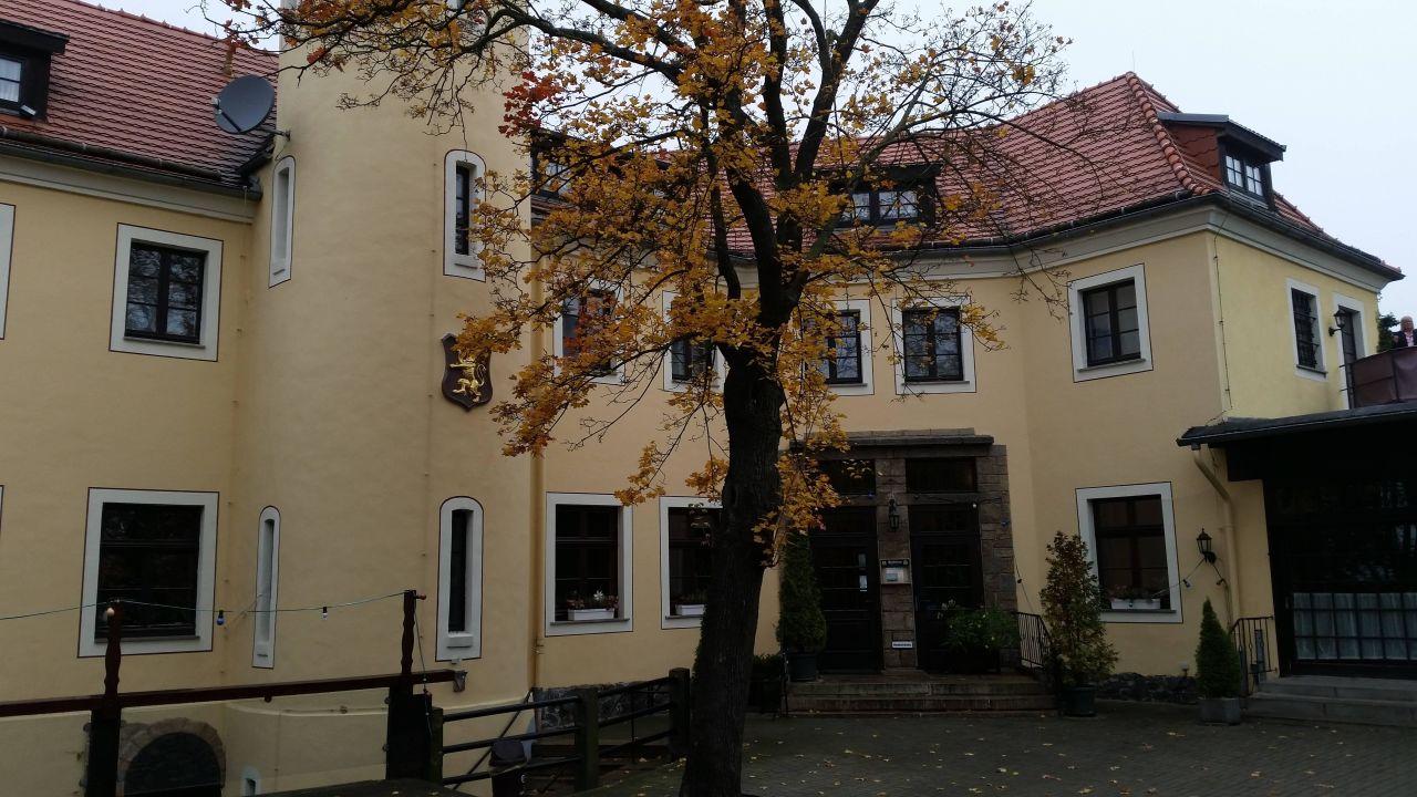 Burghotel Sachsen