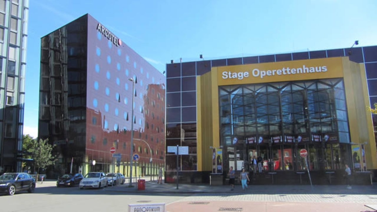 Arc Hotel Hamburg