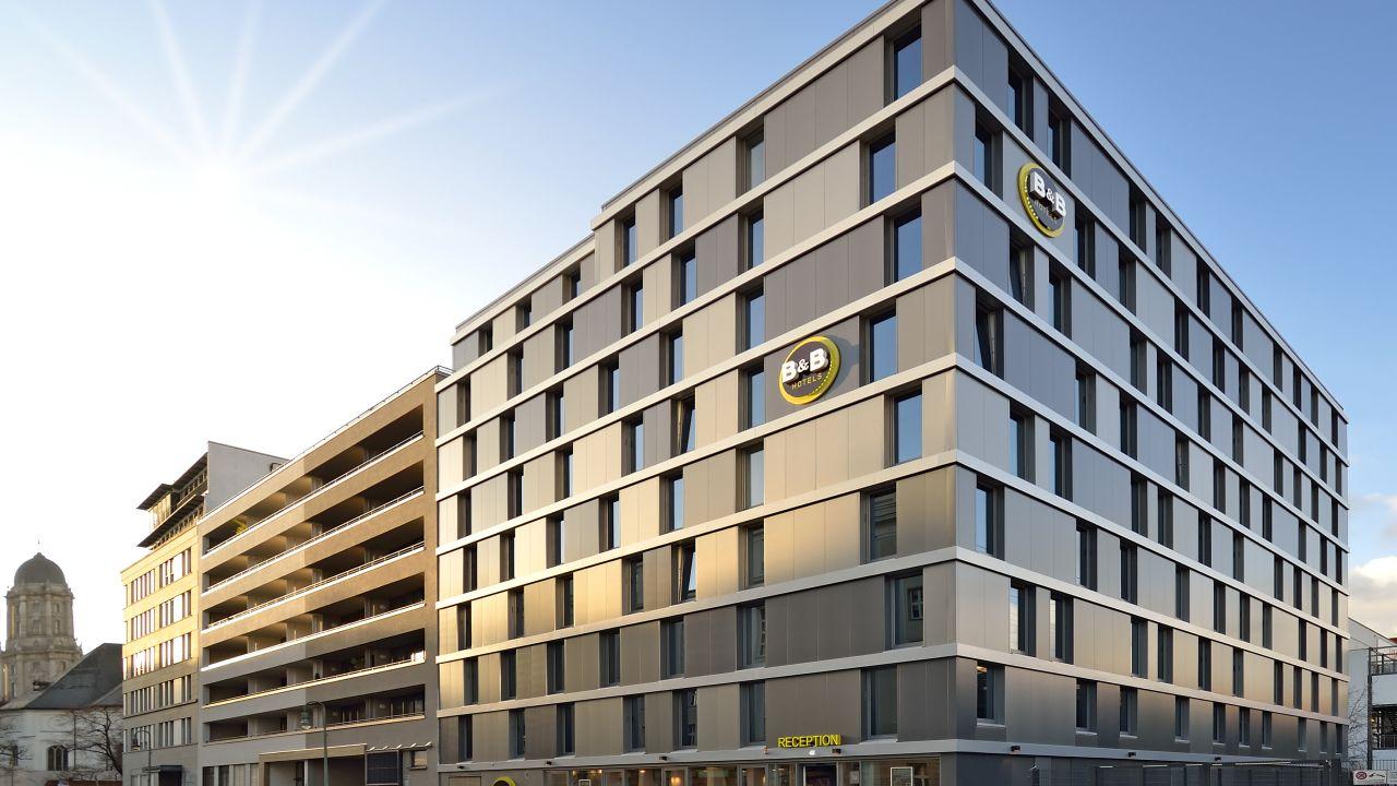b und b hotel berlin