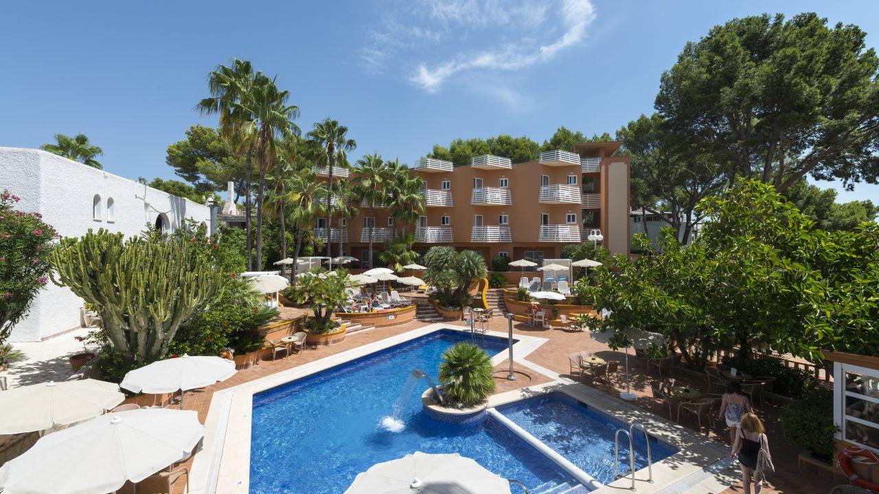 Mallorca Karte Paguera.Hotel Allsun Paguera Peguera Holidaycheck Mallorca Spanien