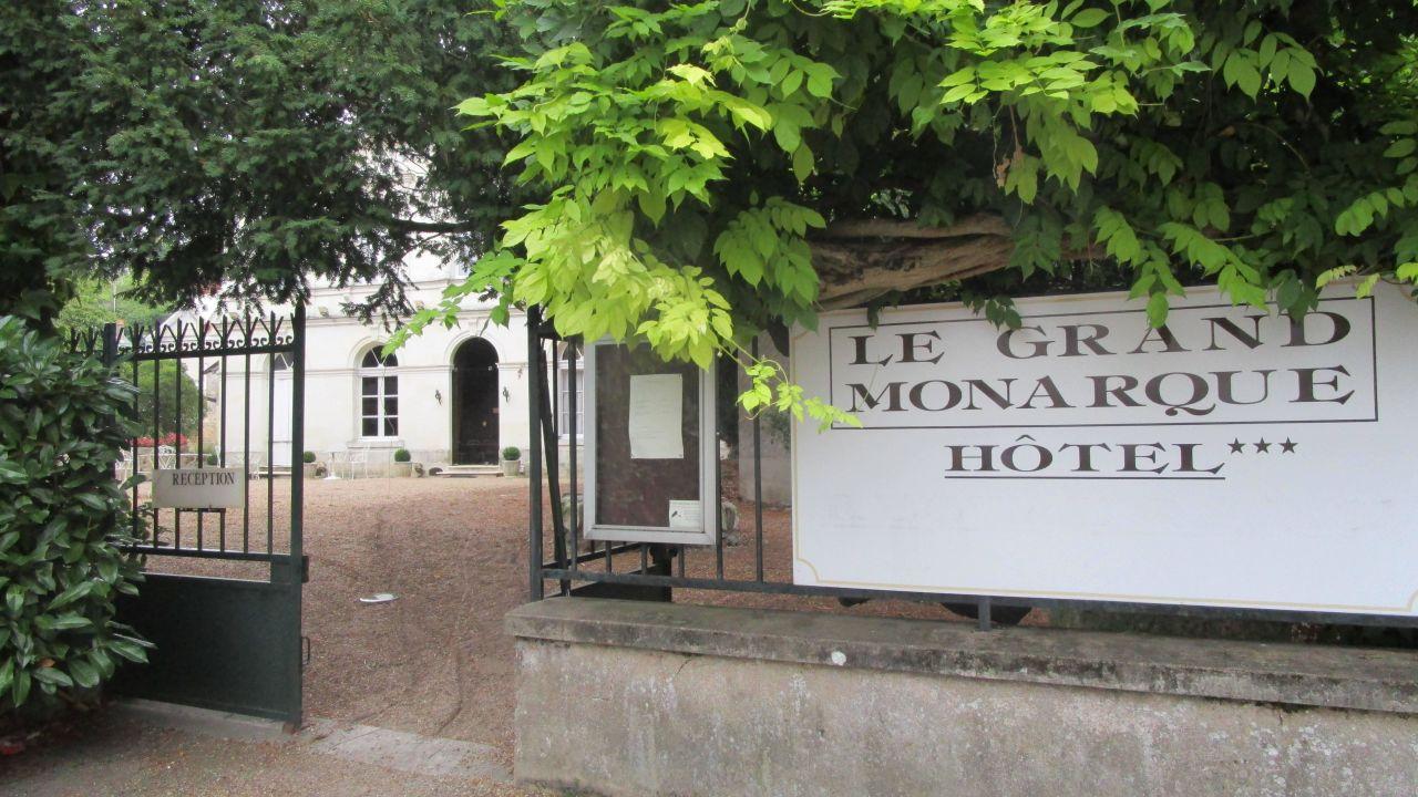 Hotel Grand Monarque (Azay-le-Rideau) • HolidayCheck (Centre ...