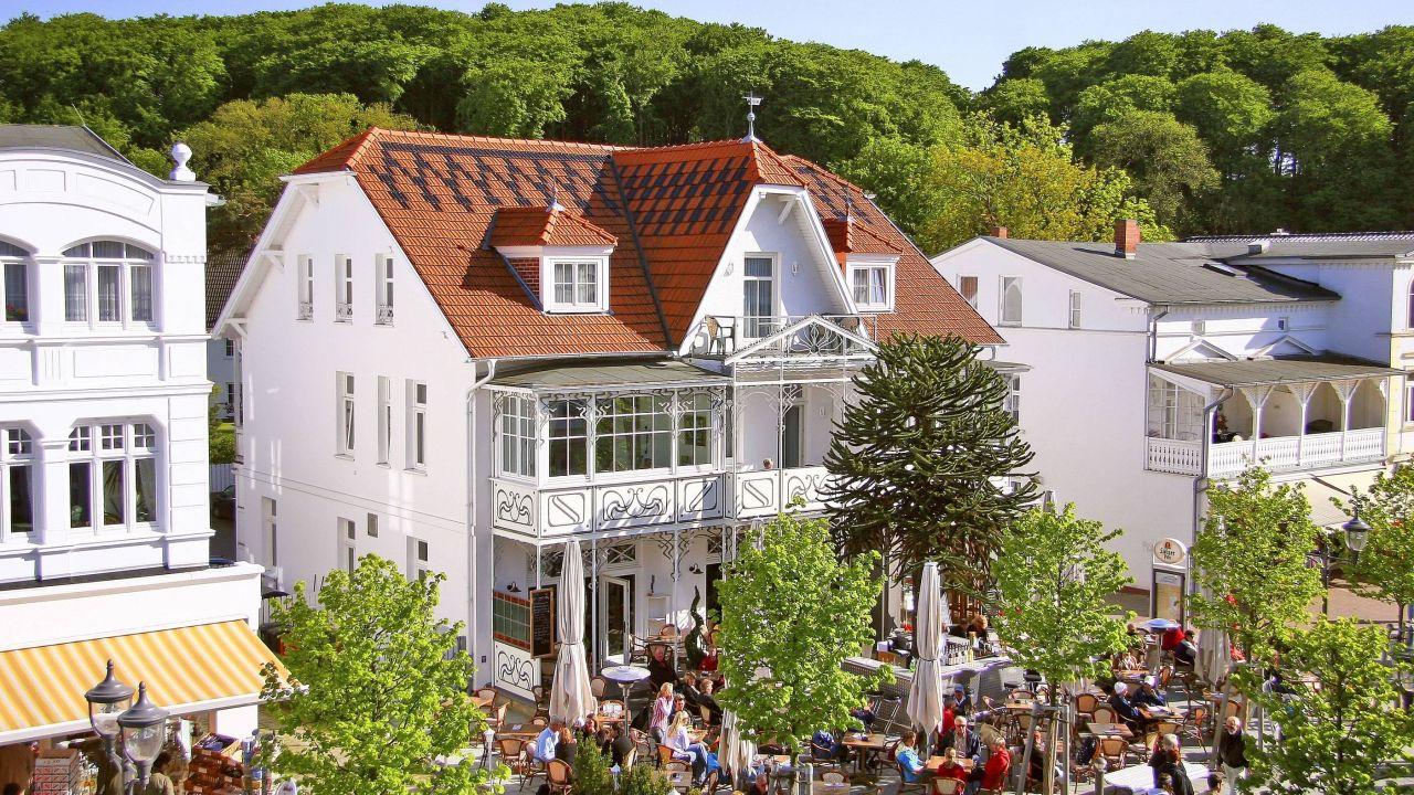 hotel villa neander in binz auf r gen holidaycheck mecklenburg. Black Bedroom Furniture Sets. Home Design Ideas