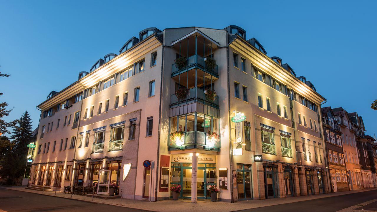 Göbel\'s Sophien Hotel (Eisenach) • HolidayCheck (Thüringen ...