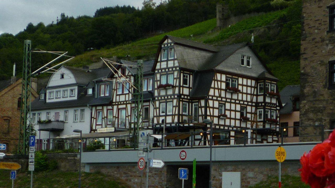 Rhein Hotel Bacharach Bacharach Holidaycheck