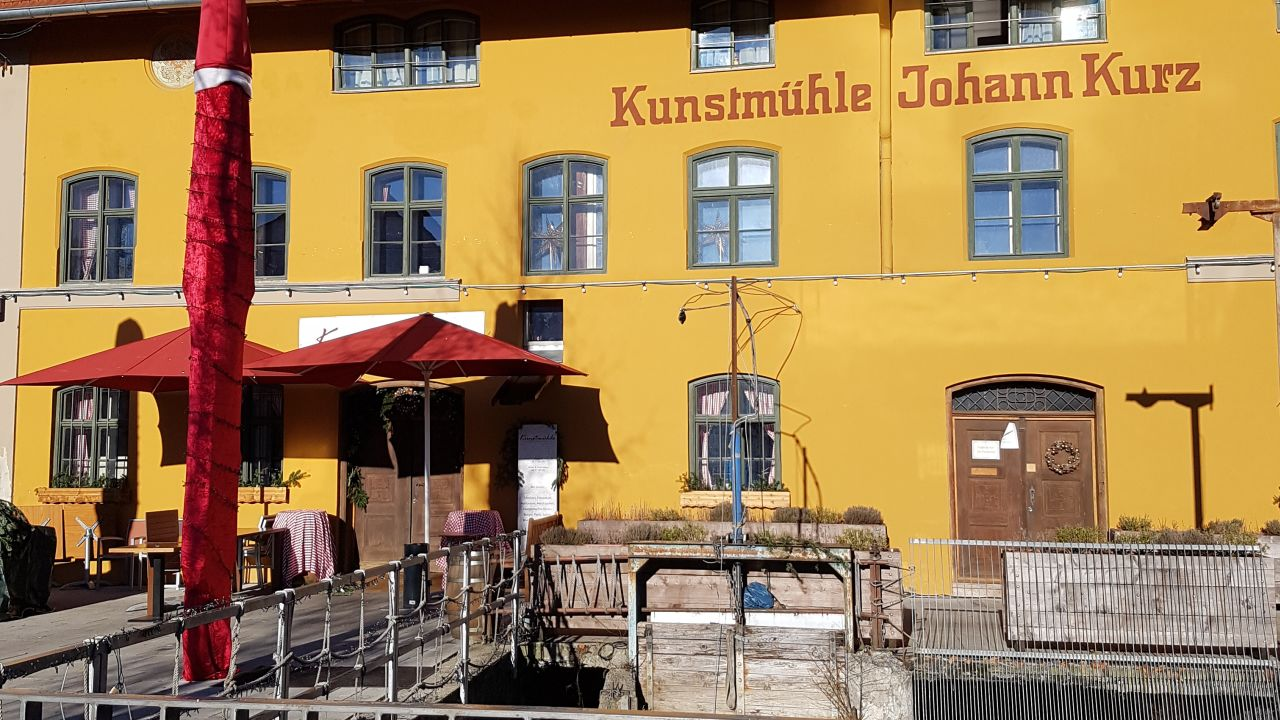 Kunstmuhle Hotel Mindelheim Holidaycheck Bayern Deutschland