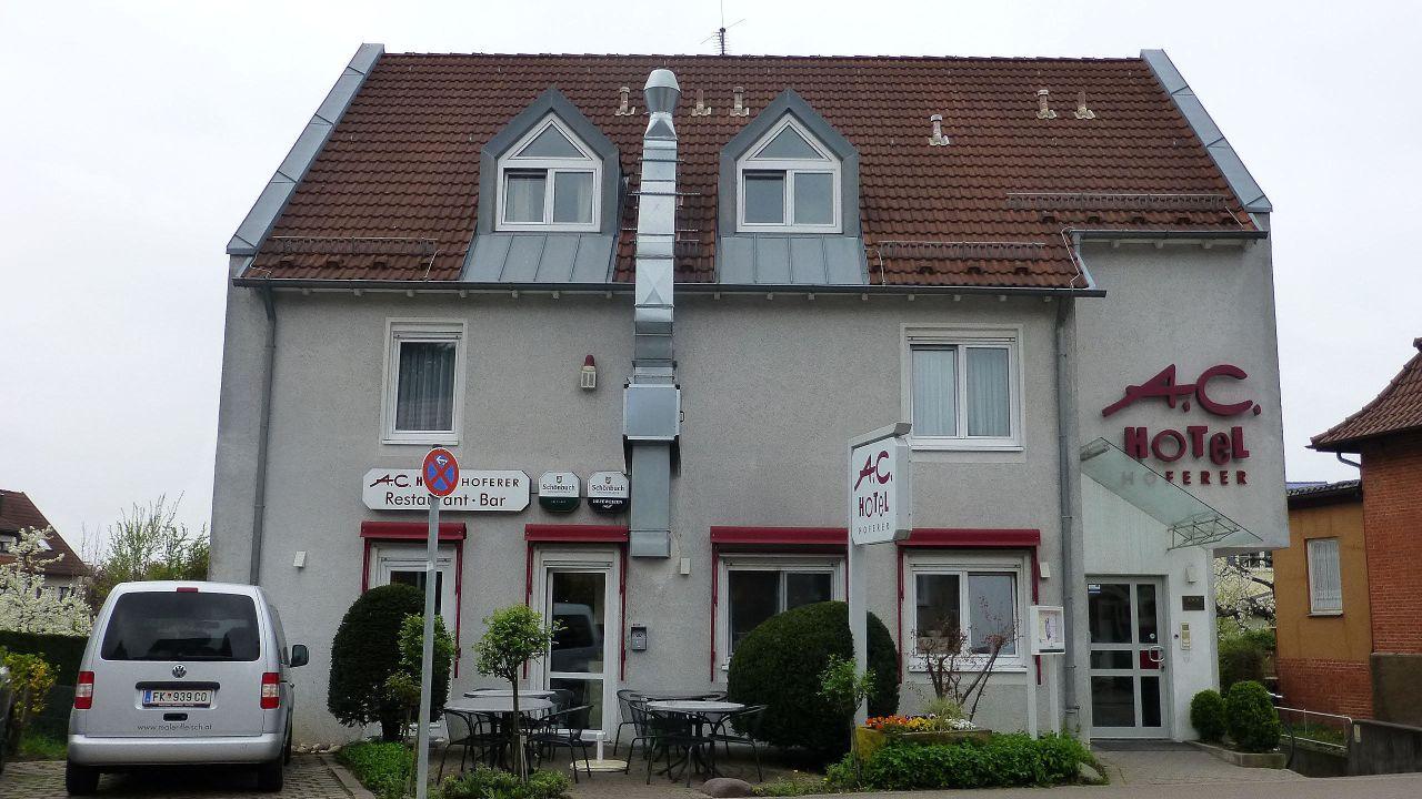 Hotel A C Hoferer Stuttgart Holidaycheck Baden