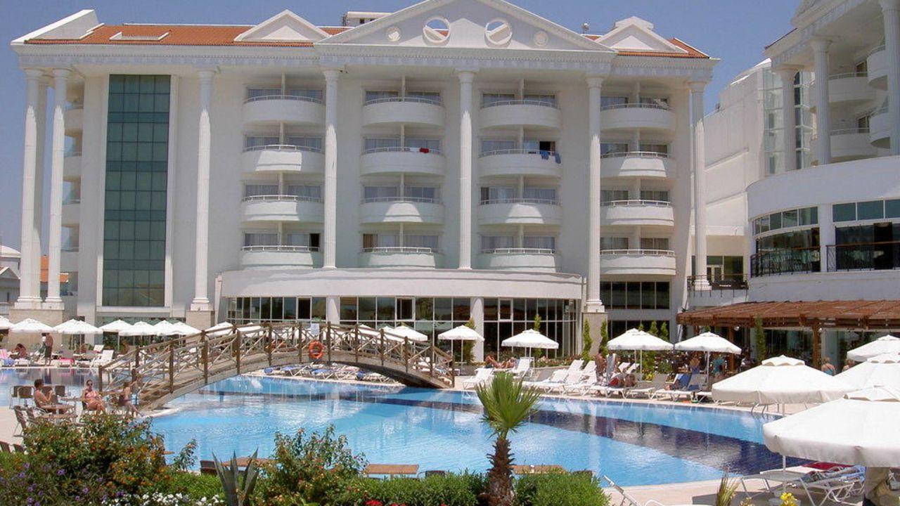 Roma Beach Resort Spa Side Gundogdu Holidaycheck Turkische