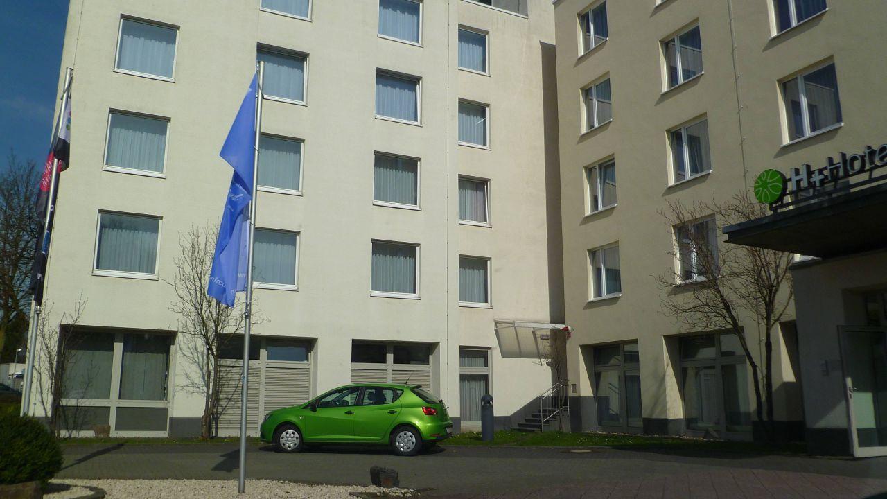 H hotel solingen solingen holidaycheck nordrhein for Hotel in solingen