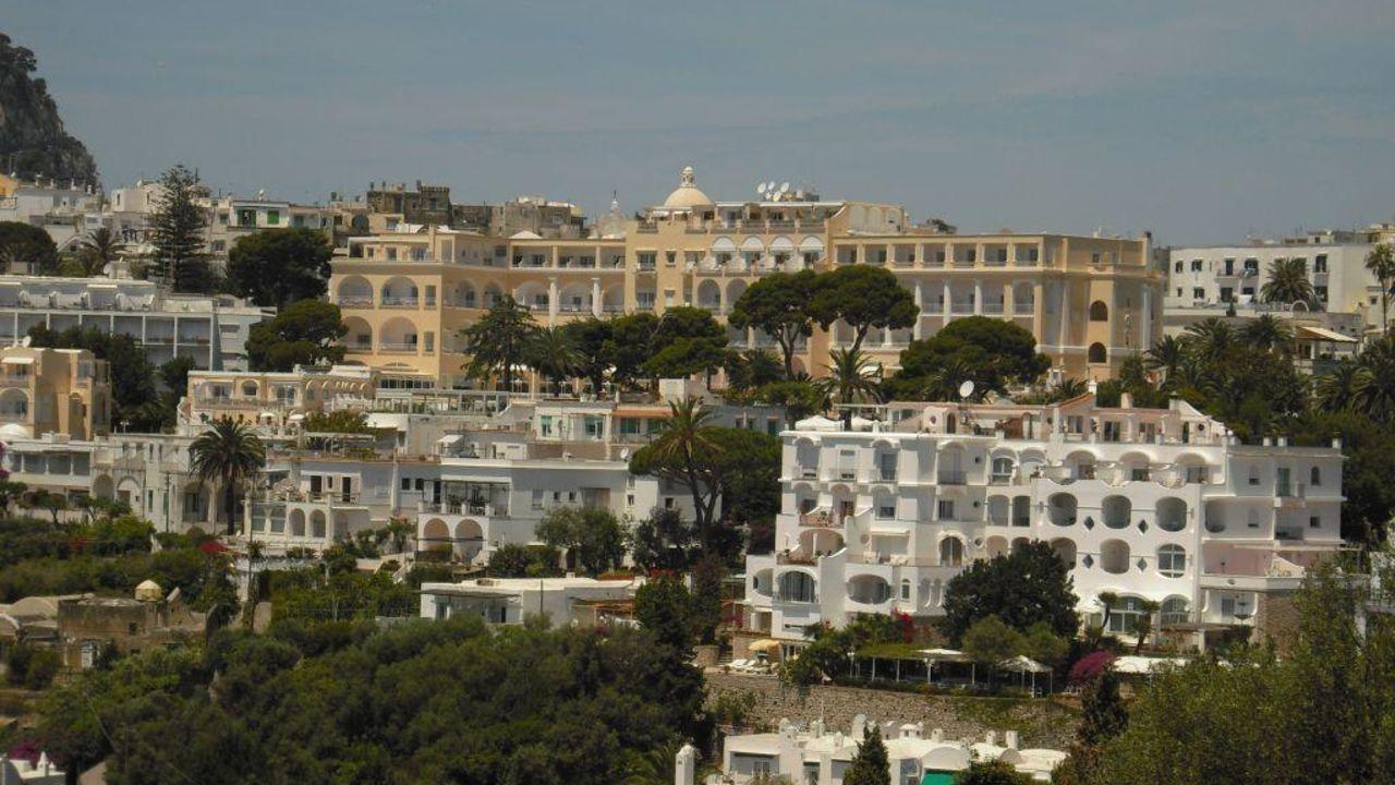 Grand Hotel Quisisana Capri Holidaycheck Kampanien Italien