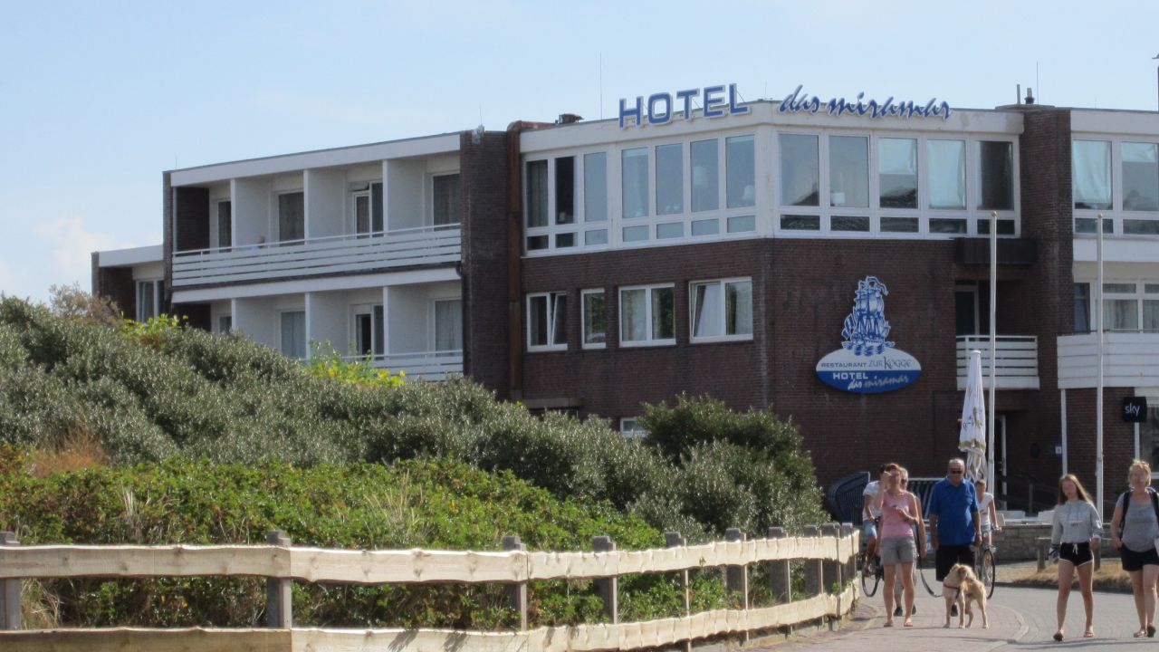 Hotel Miramar Borkum Bewertung