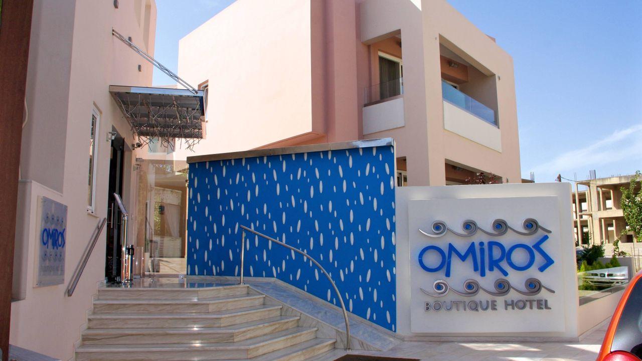 Kreta Omiros Boutique Hotel