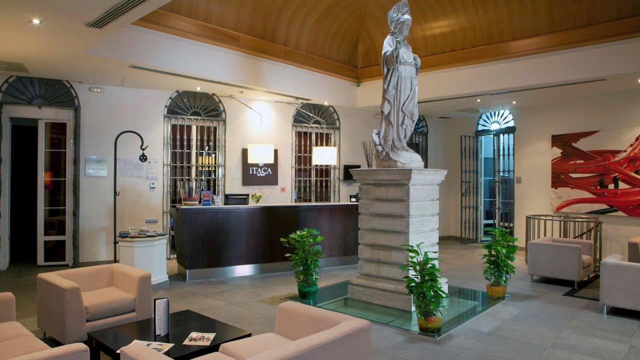 Hotel Itaca Jerez Jerez De La Frontera Holidaycheck Costa De La