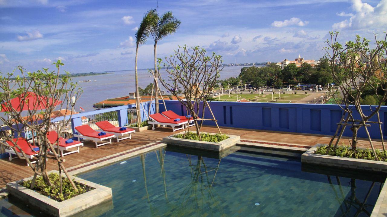 Hotel Frangipani Royal Palace Phnom Penh Holidaycheck