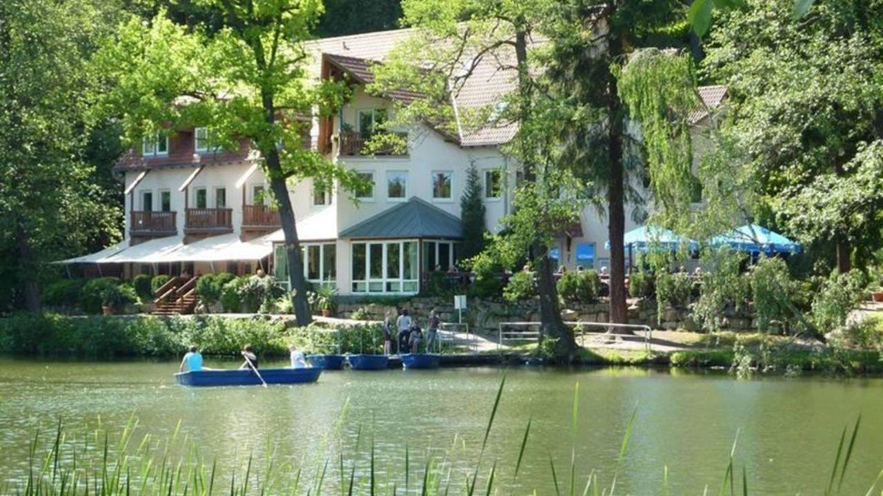 Hotels In Schleusingen Deutschland